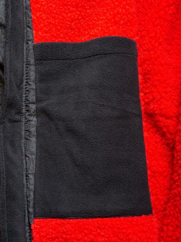dry robe/ changing robe/ towel